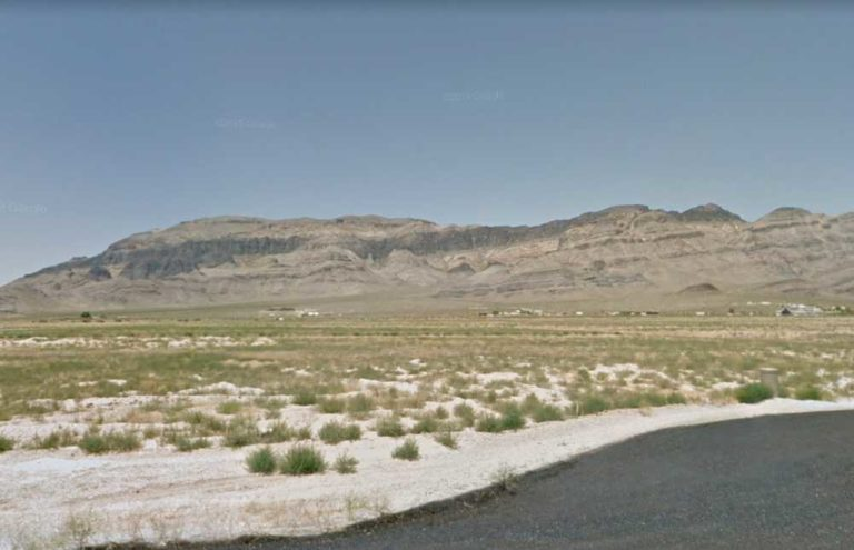 0.31 acres Lot in Pahrump, NV. APN# 031-103-16 Street view of the property