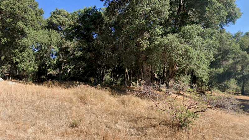 0.09 Acre Lot in Banning, CA. APN#545107025 Street view of the property