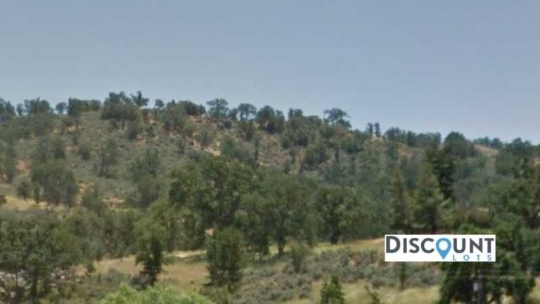 0.45 acres Lot in Tehachapi, CA. APN# 318-420-32-00 Street view of the property