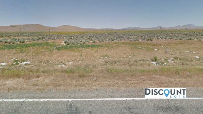 4.77 acres Lot in WINNEMUCCA, NV. APN# 3537-19-300-006 Street view of the property