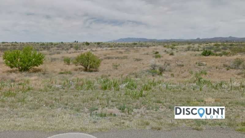 0.33 acres Lot in Douglas , AZ. APN# 407-80-236 Street view of the property