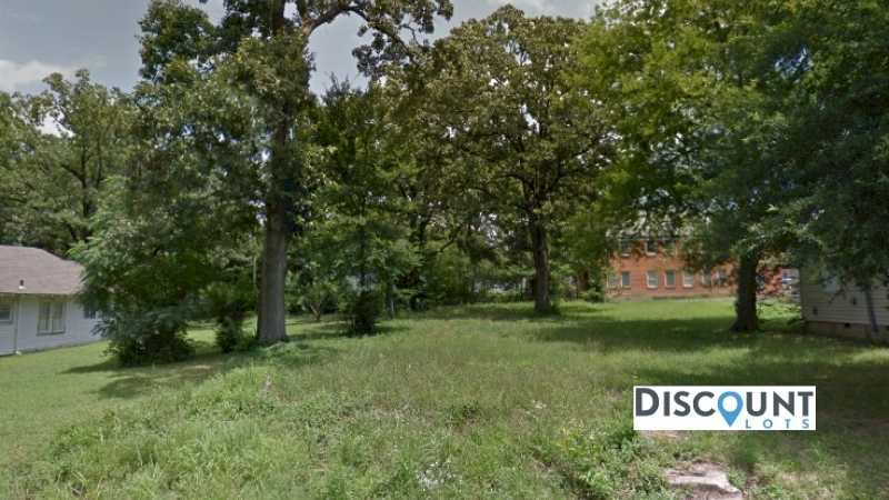 0.16 acres Lot in Little Rock, AR. APN# 34L-164-00-136-00 Street view of the property