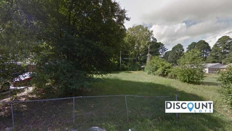 0.2 acres Lot in Little Rock, AR. APN# 45L-026-00-023-00 Street view of the property