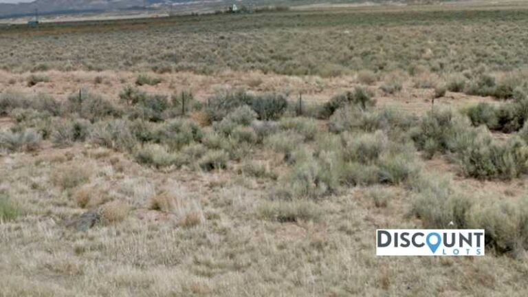 5.24 acres Lot in Blanca, CO. APN# 70335442 Street view of the property