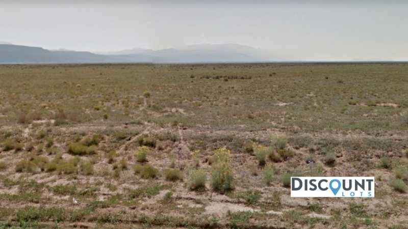 5.74 acres Lot in San Luis, CO. APN# 71550230 Street view of the property