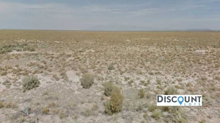 35.0 acres Lot in Sanford, CO. APN# 73200270 Street view of the property