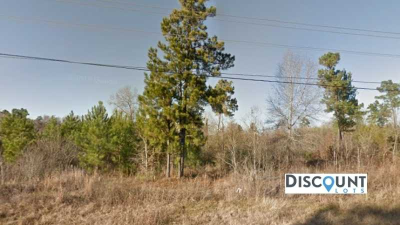 0.16 acres Lot in Livingston, TX. APN# N0100-0249-00 Street view of the property