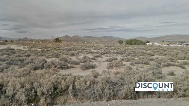 0.79 acres Lot in Lucerne Valley, CA. APN# 0450-061-11-0000 Street view of the property