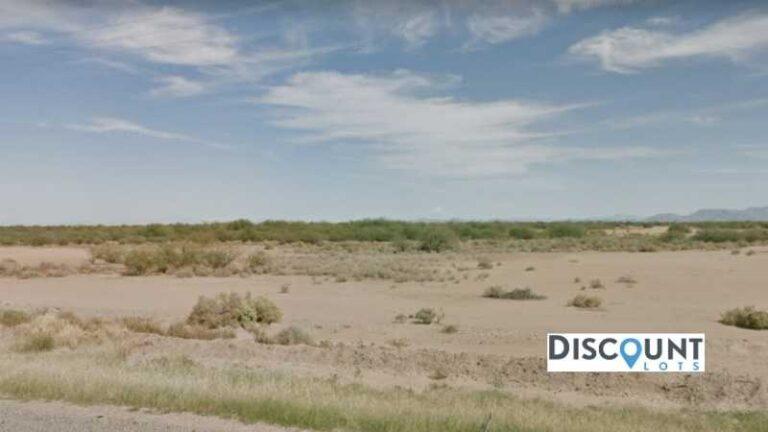 0.32 acres Lot in Casa Grande, AZ. APN# 403-21-018 Street view of the property