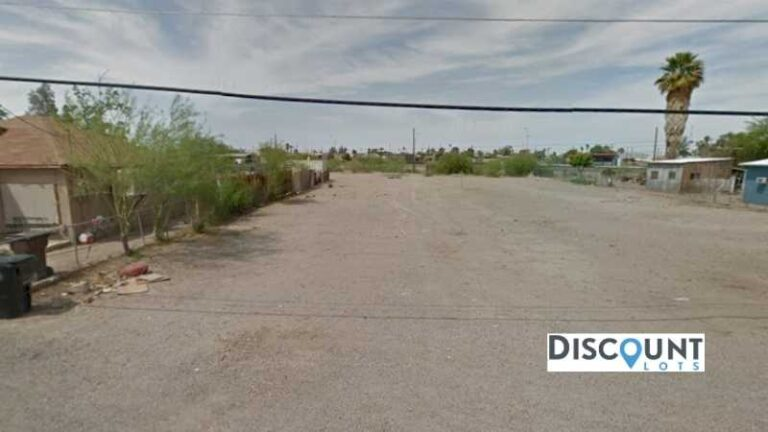 0.15 acres Lot in Eloy, AZ. APN# 405-02-052 Street view of the property