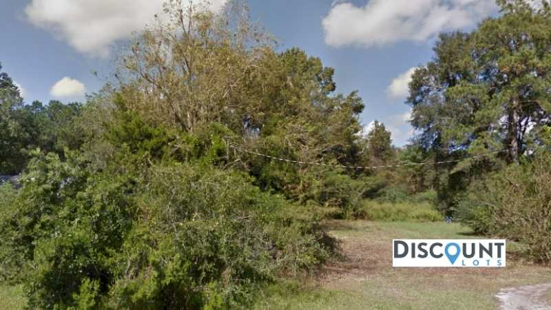 0.18 acres Lot in Brooker,FL. APN# 07513-013-000 Street view of the property