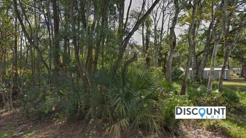 0.23 acres Lot in Saint Augustine,FL. APN# 117090-0230 Street view of the property