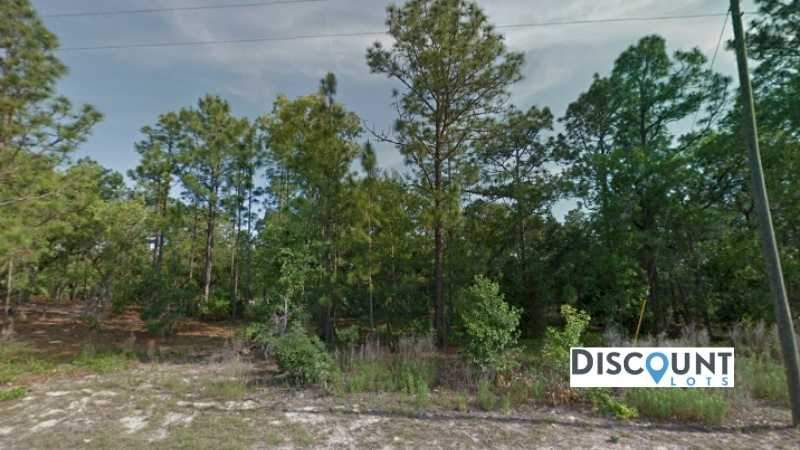 0.23 acres Lot in Citrus Springs,FL. APN# 18E-17S-10-0210-14490-0370 Street view of the property