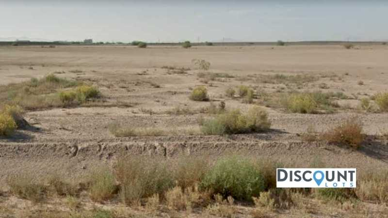 0.35 acres Lot in Eloy,AZ. APN# 404-19-227 Street view of the property